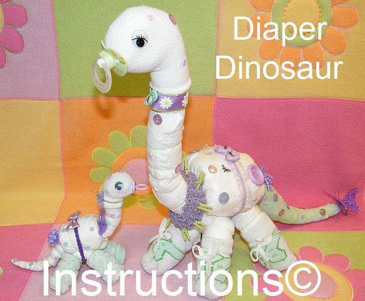 Instructions How To Make Dinosaur Cake