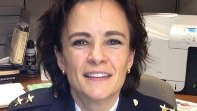 New Atlanta Police Chief Erika Shields (Courtesy CBS46)