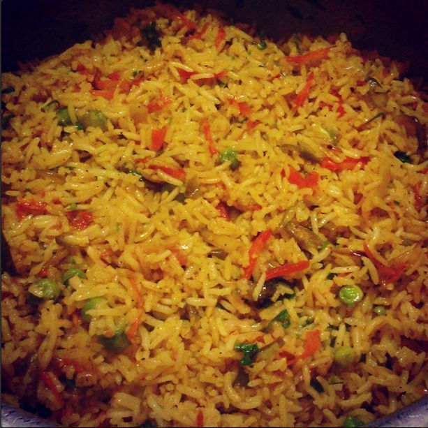 Dawat Basmati - a feast both for the eyes and the palate- with all the colours in India