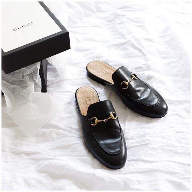 Souvenirs from London... Gucci Princetown Loafers // viennawedekind.com