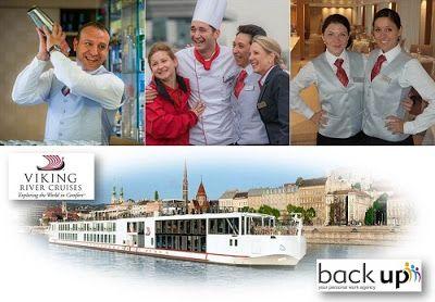 Cruise Career with Viking River Cruises: Personal Interviews with Viking River Cruises - 14...