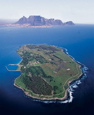 Robben Island, South Africa (Where Nelson Mandela was imprisoned)