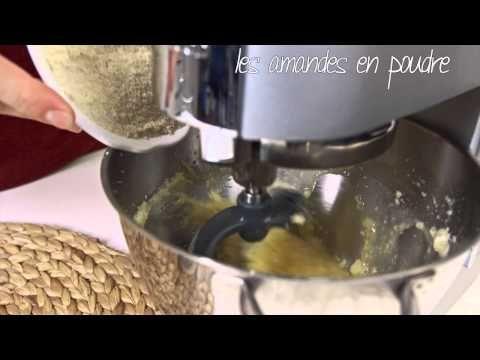 Recette de pâte à brioche au Cooking Chef par l'Académie du Goût - YouTube