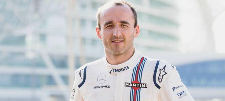 Hivatalos: Robert Kubica lesz a Williams tesztpilótája!
