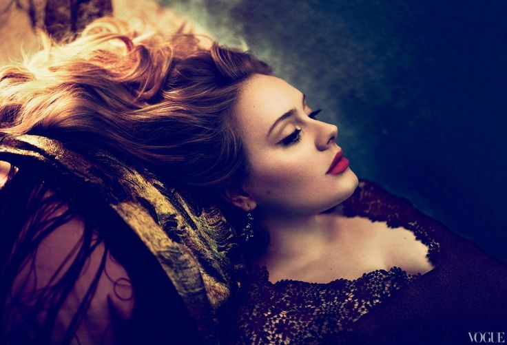 adele...  breathtaking.