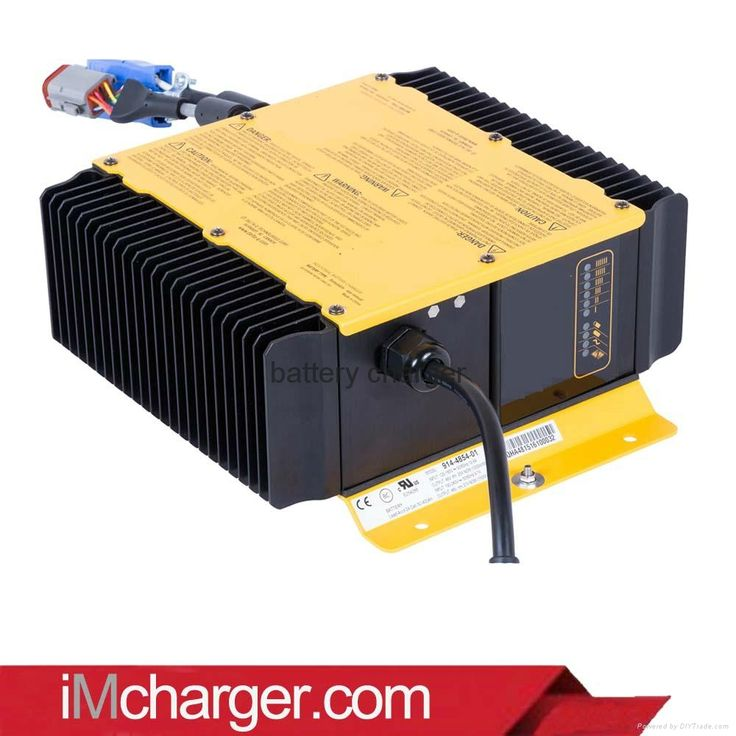 48 Volt 20 Amp Battery Charger for STAREV Electric Recreation Vehicles