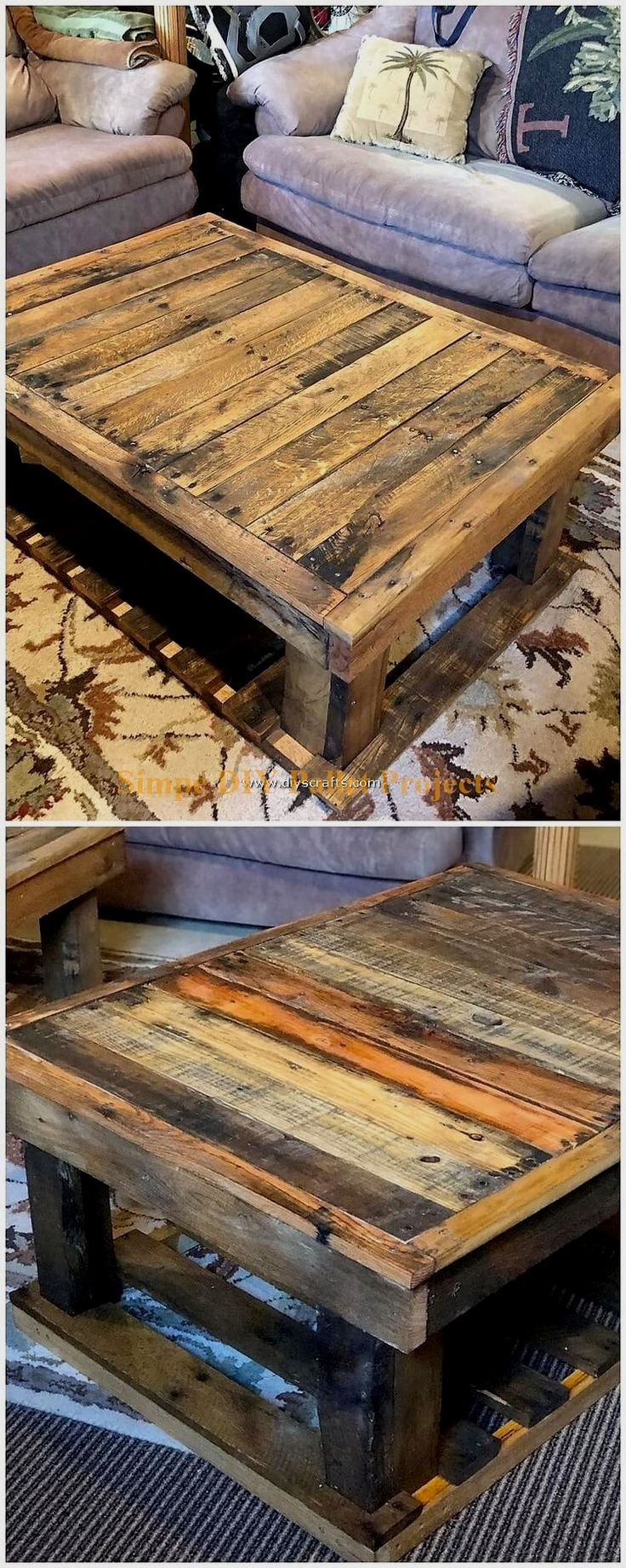 Pin On Pallet Diy Projects Decoration