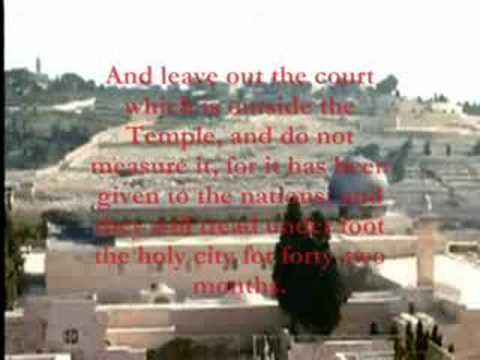 (Breaking News) The 3rd Temple is being Built in Jerusalem