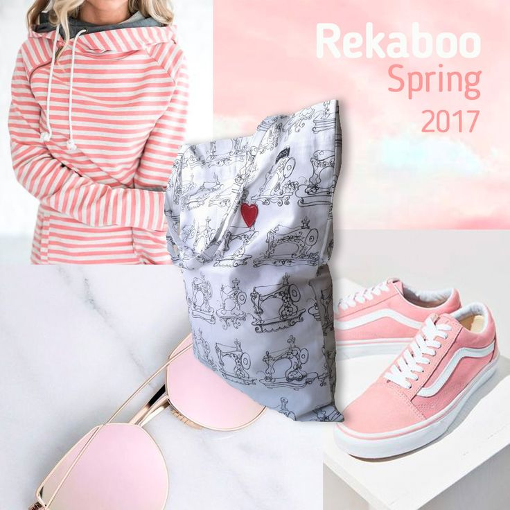 Spring in pink • Rekaboo style