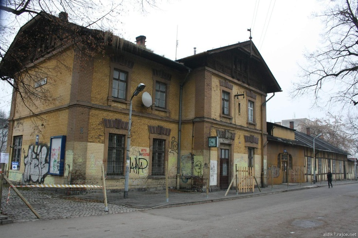 Train Station Cieszyn (22.12.2012)