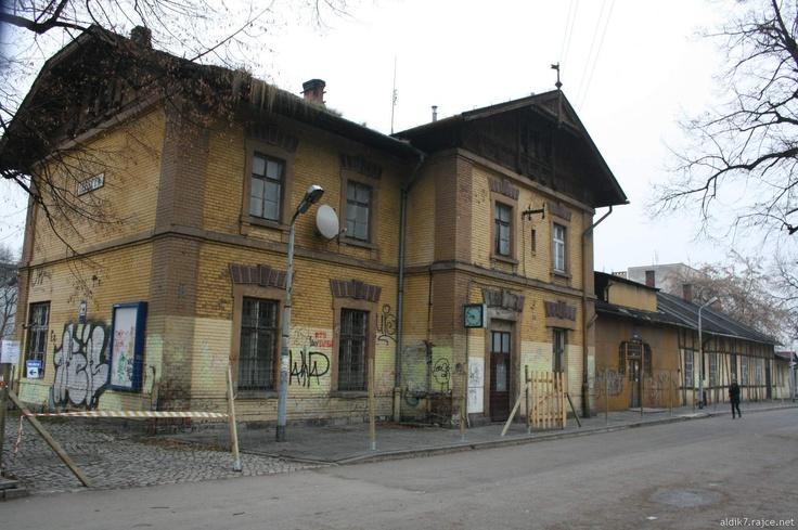 Train Station Cieszyn (22.12.2012)