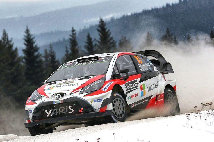 Classement Rallye de Suède 2017 Jour 3