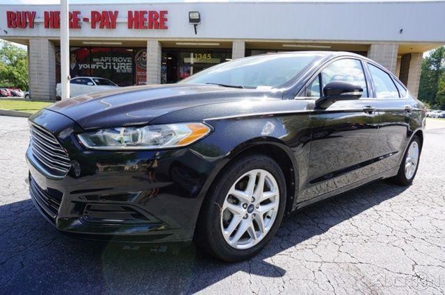 2013 Ford Fusion SE Morrow GA    Eric Nelson  Call/Text 706-908-8237