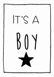 Kaart Boy