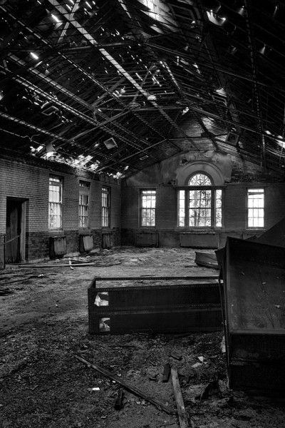 Manteno State Hospital Ghost Tours