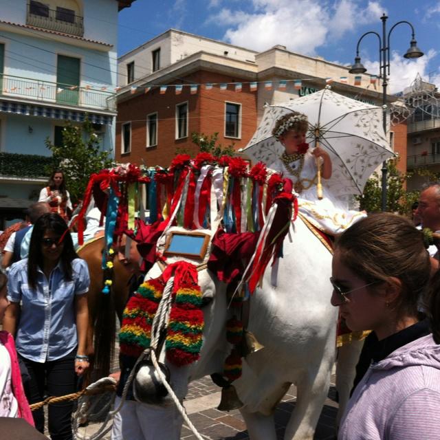 Festa San Zopito a Loreto Aprutino.