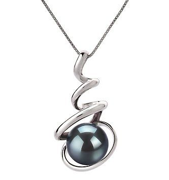 **************Black Pearl Necklace! I love this!