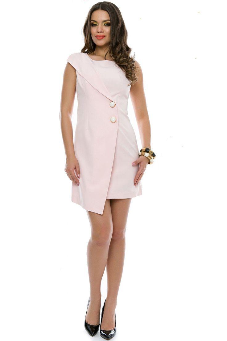 Rochie Verona Roz 179 lei Rochie roz eleganta