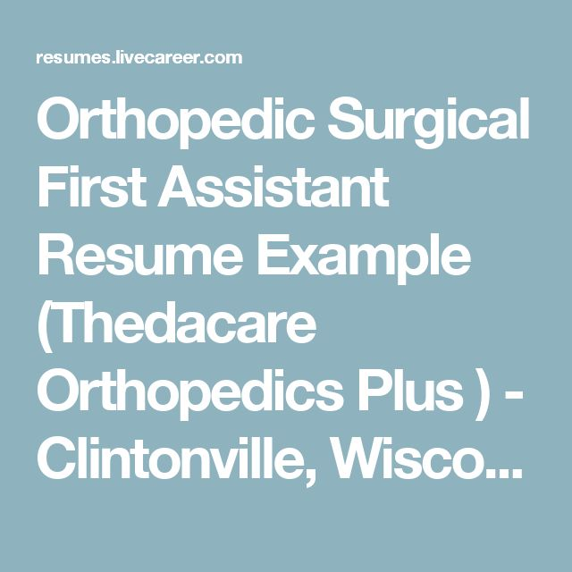 58 best Physician Assistant images on Pinterest Physician - per diem nurse practitioner sample resume