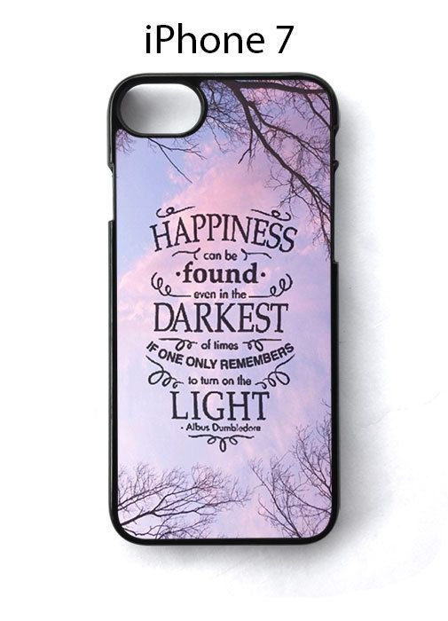 Happiness Harry Potter iPhone 7 Case Cover