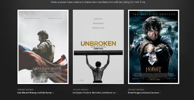 Dolby Atmos Films Make Up Half Oscar Sound Nominations - Commercial Integrator Europe