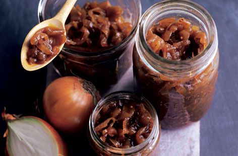 A simple Caramelised onion chutney recipe for you to cook a great meal for family or friends. Buy the ingredients for our Caramelised onion chutney recipe from Tesco today.
