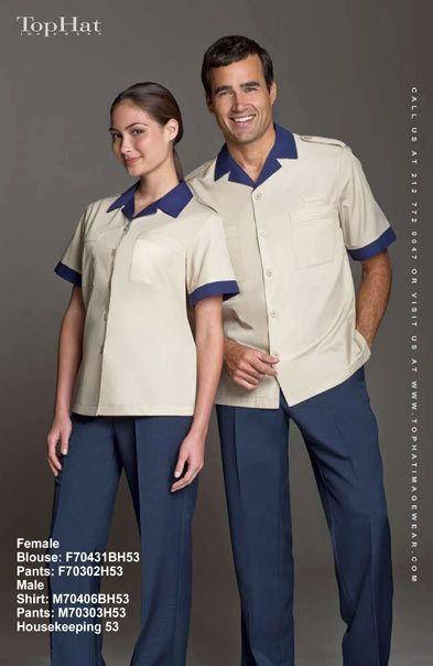 10 best hospitality house keeping uniforms images on for Spa housekeeping uniform