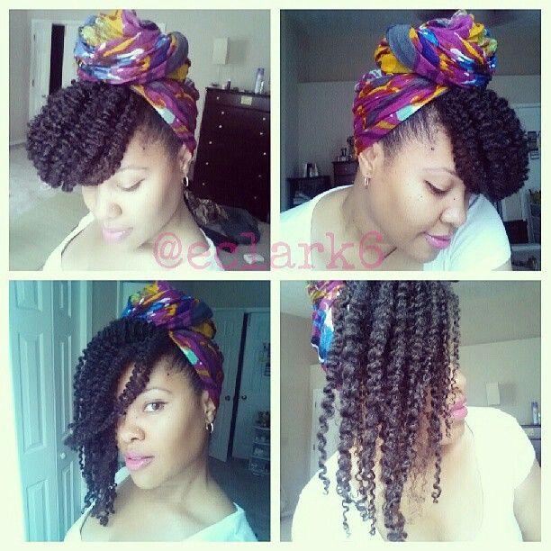 e clark head scarf amp natural hair natural hairstyles