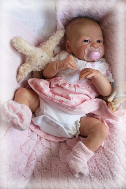 #Reborn Baby Girl Molly www.wonderfinds.com/item/3_271200105079/c122723/REBORN-BABY-GIRL