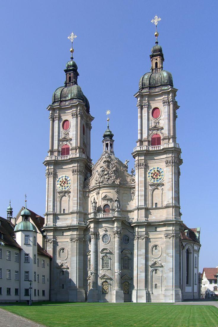Stiftskirche St.Gallen - Switzerland