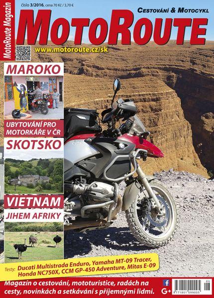 MotoRoute Magazin Nr. 3/2016; Read online: https://www.alza.cz/media/motoroute-magazin-3-2016-d4269982.htm