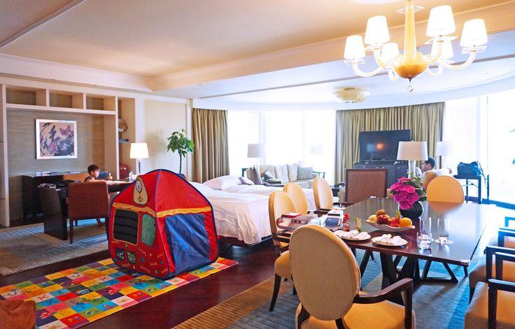Ambassador suite - Four Seasons Hotel Macau