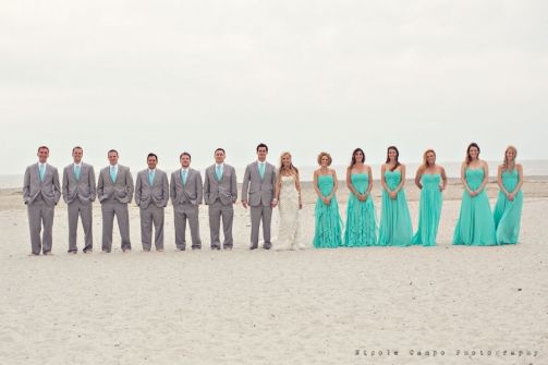 Hilton Head Beach Wedding | Raleigh Photographer » Nicole Campo Photography | Wedding & Senior Portrait Photographer | Raleigh & Cary, N.C.