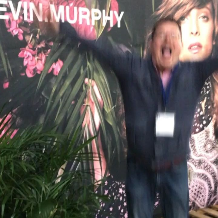 Today in the land of R7S...JASON (Managing Director) was jumpin' for joy. He attended a VIP Salon Owner #kevinmurphy workshop @ #premierbeauty & learned future products/trends while having FUN🤓😜😻! #favoritechicagosalon