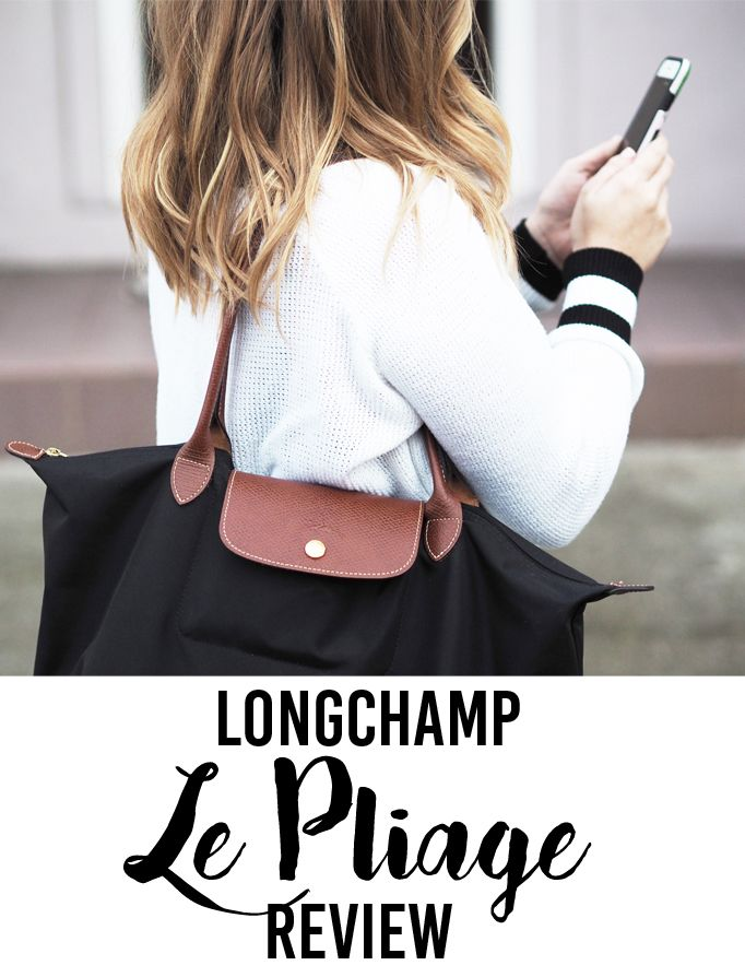 Why the Longchamp Le Pliage is the best day-to-day purse ever!