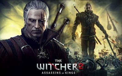 PC, PlayStation 3, XBox 360 - The Witcher 2 Assassins of Kings | Games
