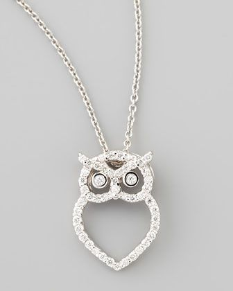 1653 best owl jewelry images on pinterest owl brooches and owl owl necklace aloadofball Image collections