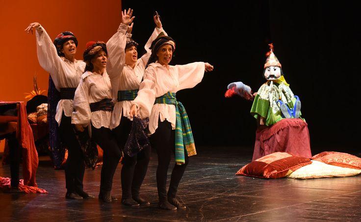 Il corsaro e il sultano (foto Roberto Ricci)