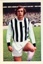 West Bromwich Albion F.C. 1971/1972 Soccer Stars - Lyndon Hughes - #West Bromwich Albion #Quiz #West Brom
