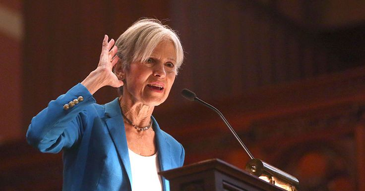 Stein Sues to Force Recount by Hand in Wis., Files Suit for Pa. Recount