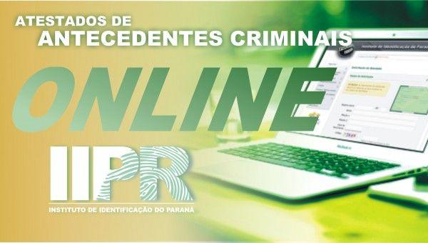 Atestado de antecedentes criminais pode ser obtido pela internet | RIC Mais Paraná