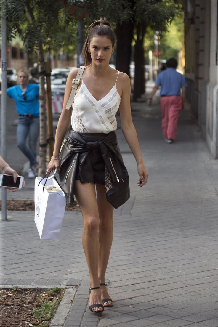 Alessandra Ambrosio..