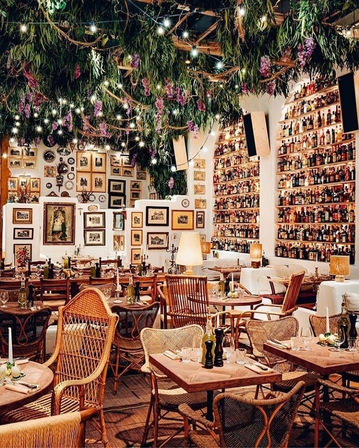 Restaurants Decor On Instagram Today S Feature