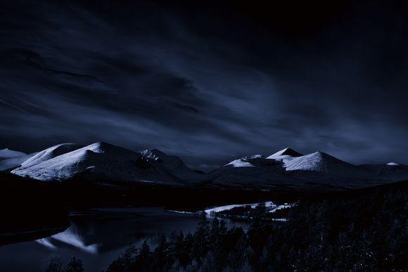 Rondane Mountains
