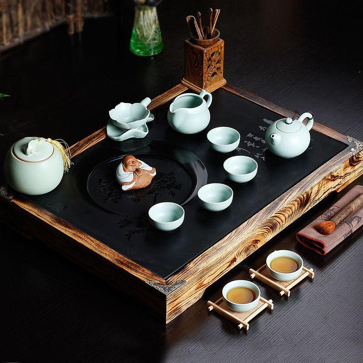 Top 20 Tea Platters: 173 Best Tea ☕ Gong Fu Cha ☕ Kung Fu Ccha ☕ Gongfu Wha