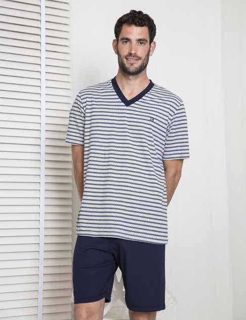 445bfdfe03 Pijama hombre verano