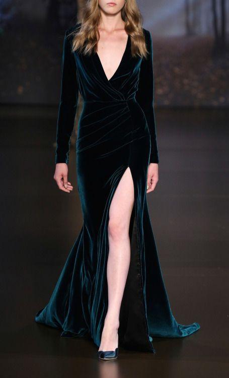 Ralph Russo outono de 2015 Couture