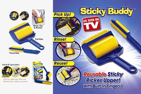 Reusable Sticky Buddy