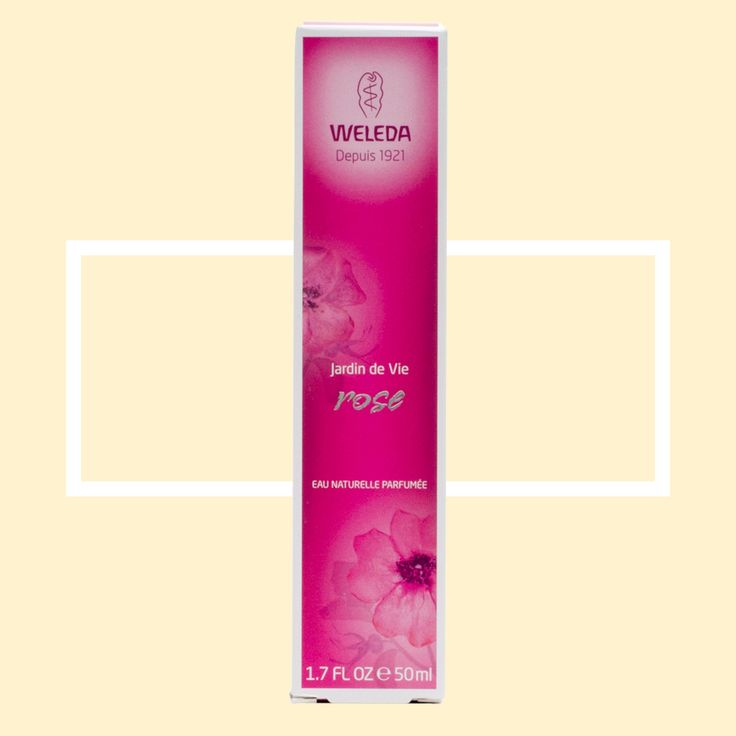 @weleda Jardin de Vie Rose Parfum | | The 15 Best Beauty Finds at Whole Foods from Marie Claire