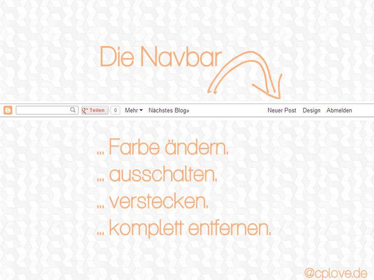 Copy Paste Love: Die Navbar